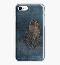 Feather with Meaning iPhone Case/Skin