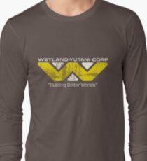 Weyland Yutani (Scuffed logo) T-Shirt