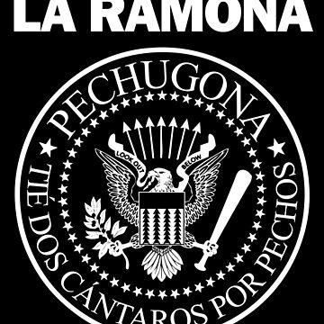 LA RAMONA (White) by monica90