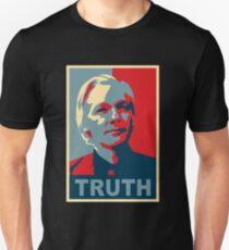 TRUTH, Julian Assange T-Shirt