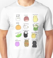 Hamsters, Hamsters Everywhere Unisex T-Shirt