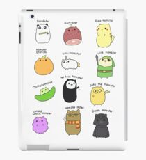 Hamsters, Hamsters Everywhere iPad Case/Skin