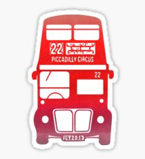 Piccadilly Sticker
