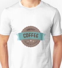 Coffee energy Unisex T-Shirt