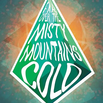 Misty Mountain  by KitsuneDesigns