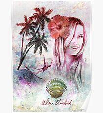 Alana Blanchard Poster