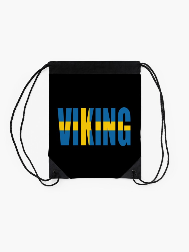 Alternate view of Viking (sweden) Drawstring Bag
