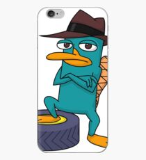 Perry iPhone Case