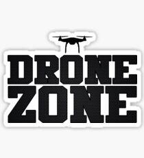 Drone Zone Sticker