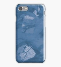 Open Screen Print Surface Graphic iPhone Case/Skin