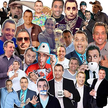 Joe Gatto collage (Tote Bag) by LauraWoollin