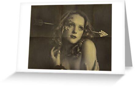 cupid by Rebecca Tun
