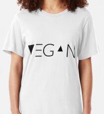 vegan me Slim Fit T-Shirt