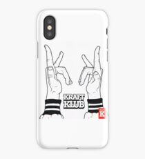 Kraftklub iPhone Case
