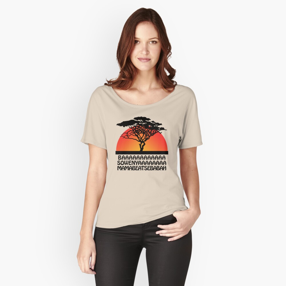 The Lion King Relaxed Fit T-Shirt