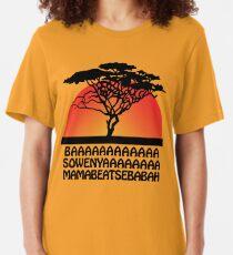 Der König der Löwen Slim Fit T-Shirt
