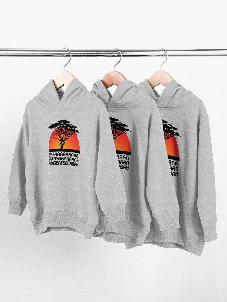 Alternate view of The Lion King Toddler Pullover Hoodie