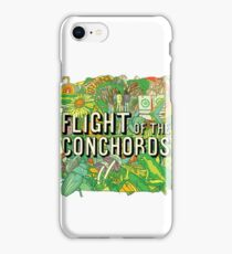 Flight of the Concords New zelands Bret Jemaine iPhone Case/Skin