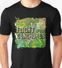 Flight of the Concords New zelands Bret Jemaine T-Shirt