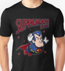 Suppaman plum T-Shirt