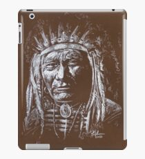 Algonquin Chief iPad Case/Skin