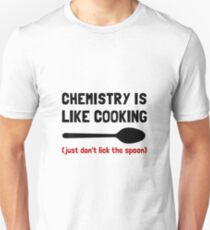 Chemistry Cooking Unisex T-Shirt