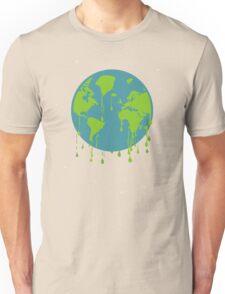 global warming tshirt Unisex T-Shirt