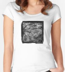 Wood Ink  Women's Fitted Scoop T-Shirt