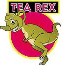 Tea-Rex by Gianni A. Sarcone