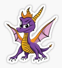 Spyro Sticker