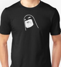 Space Ghost - Tilted Head - White Clean T-Shirt