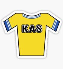 Retro Jerseys Collection - KAS Sticker