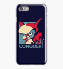 Conquer the World! iPhone Case/Skin