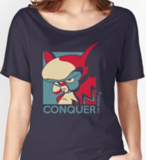 Conquer the World! Women's Relaxed Fit T-Shirt