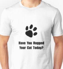 Hugged Cat T-Shirt