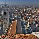 Florence Cathedral - Cathedral Square by paolo1955