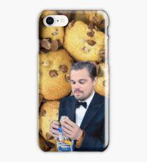 Leonardo DiCaprio Cookie iPhone Case/Skin