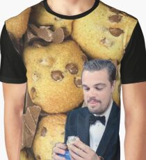 Leonardo DiCaprio Plätzchen Grafik T-Shirt