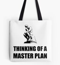 Master Plan Tote Bag