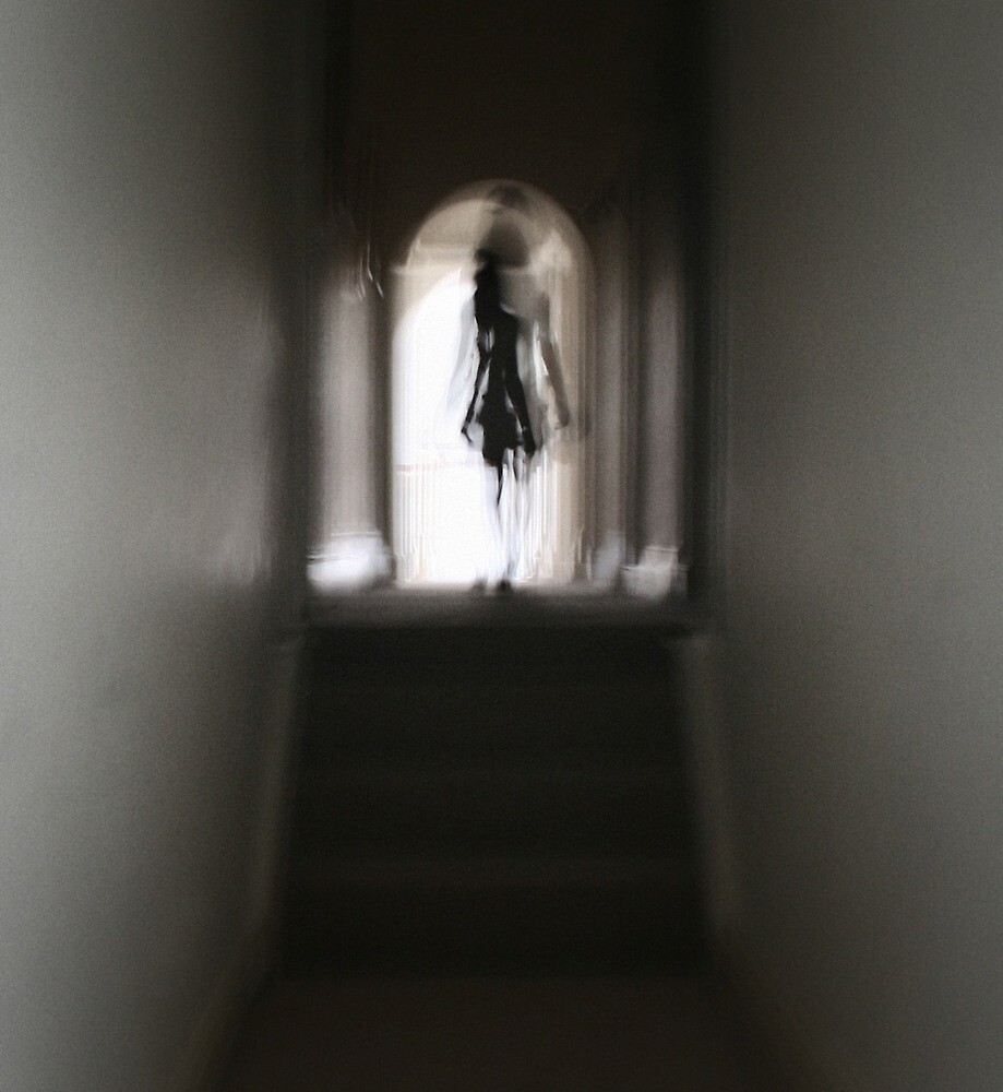 apparitions in the night by Rebecca Tun