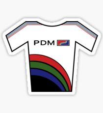 Retro Jerseys Collection - PDM Sticker