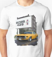 1970 Ford Mustang Boss 429 Day T-Shirt