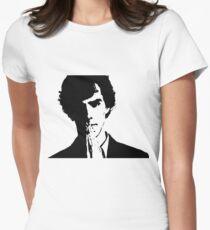Sherlock Women's Fitted T-Shirt