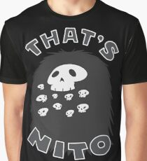That's Nito (colored text!) Graphic T-Shirt