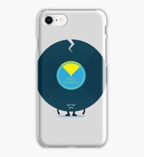 Character Building - Last Night a DJ Wrecked my Life iPhone Case/Skin