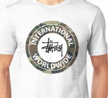 Stussy Internation Worldwide T-Shirt Unisex T-Shirt