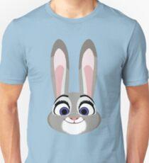 Judy Hopps on the Case Unisex T-Shirt
