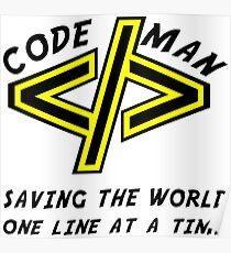 Codeman Poster