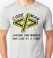 Codeman Unisex T-Shirt