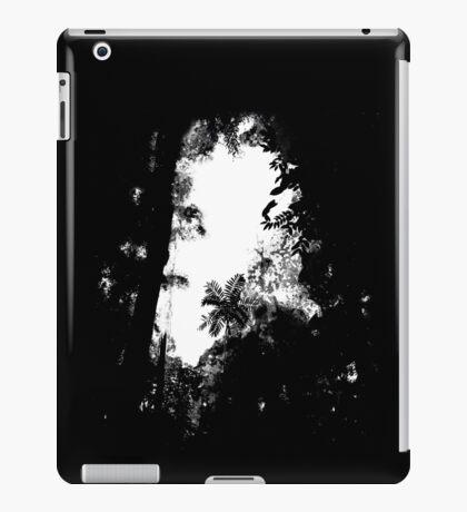 A break in the jungle iPad Case/Skin